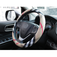Flax cloth steering wheel covers autozone