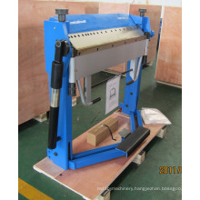 Esf1270A Manual Sheet Metal Bending / Folding Machine
