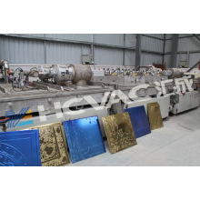 Equipamento cerâmico do revestimento de vácuo do engarrafamento de Megnetron / máquina de revestimento Sputterting para cerâmico