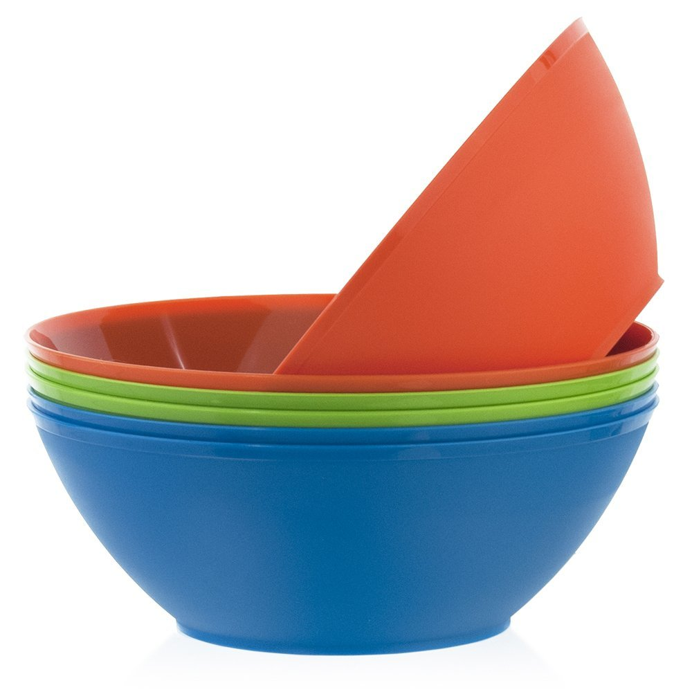 3PCS plast kökssallad Mixing Bowl Set