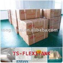 Flexitank para transporte a granel líquido com capacidade de 16-24CBM