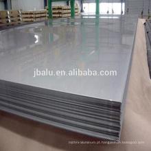Placa de folha de alumínio fornecedor qualidade confiável superior para carro