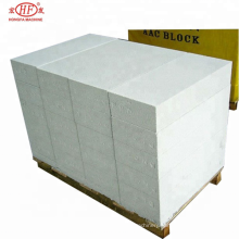 gas block equipment AAC Block machine HF Autoclaved Aerated Concrete Block Production Line