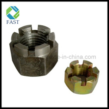 Hex Castle Nut, Hex Slotted Nut