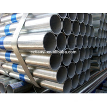 ASTM A53 GBR Hot Galvanized Steel Pipe