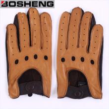 Новые мужские перчатки из натуральной кожи / Перчатки для вождения