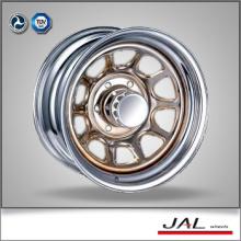 Высококачественные хромированные диски 4x4 Wheels Rims for SUV