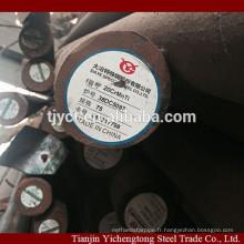 42CrMoA 42CrMo4 DIN1.7225 4140 SCM440 barres en acier allié