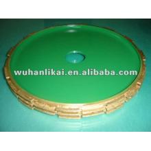 алмазный Спеченный абразивный диск для камня
