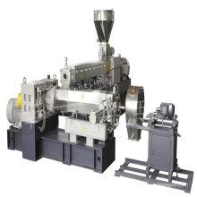 HS precio competitivo SP doble etapa compuestos cable máquina de la protuberancia