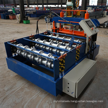 xinnuo automatic hydraulic rolling curving steel bending machine