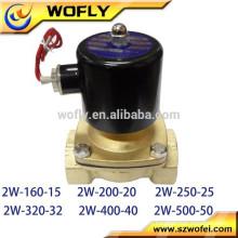 Electrovanne d'eau de 1 pouce 220 volts