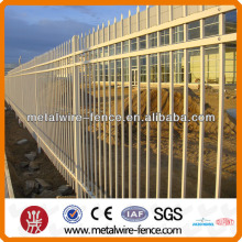 High Security Steel Tubular Fence