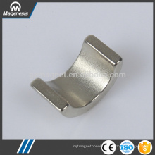 China wholesale excellent quality big ring ndfeb magnets