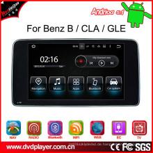 Android Car Videos für B / Cla / Gla / a / G GPS Hersteller Auto Stereo WiFi Anschluss