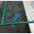 Cerca temporal soldada de la malla de alambre (valla estándar de Australia)