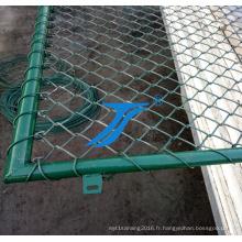 Clôture temporaire en treillis métallique soudé (clôture standard Australie)
