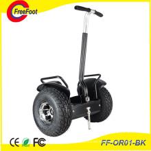 Off Road 2 rueda de equilibrio Scooter eléctrico