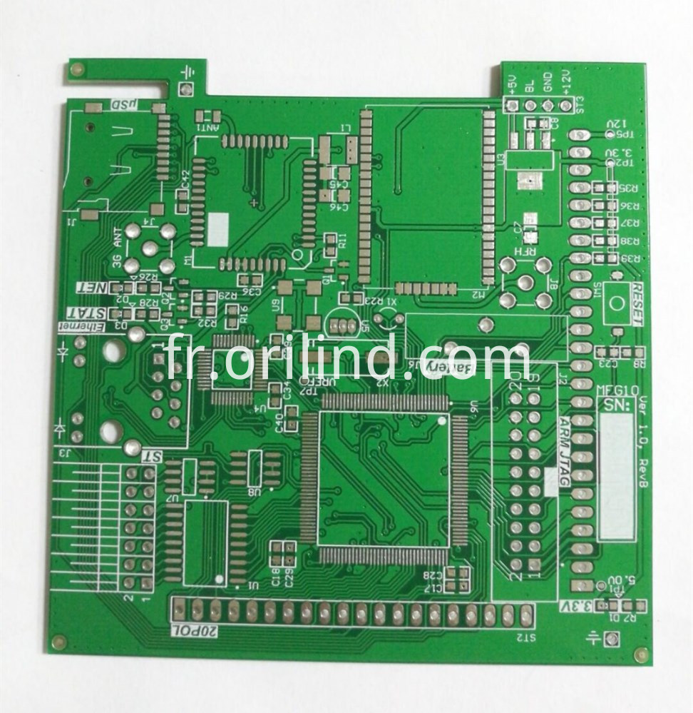 Hot Air Solder Level with Lead