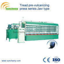 Top Qualifizierter Rubber Jaw Type Tread Vulkanisator