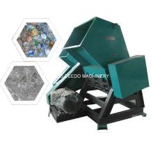 Máquina de trituración de botellas de plástico PET