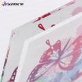 FREESUB Heat Press Transfer Porta-retratos de vidro