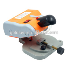 "GOLDENTOOL 2"" 50mm Portable Small Electric Hobby Precision Cut Off Saw Mini Tube Cutter"