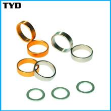 Personalizado N35 N38 N40 N42 NdFeB Imanes / Neodimio Magnet Ring