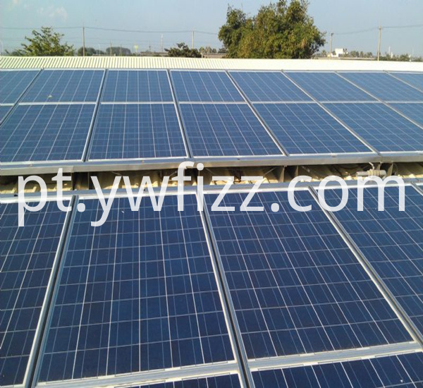 Solar Photovoltaic Power Supply System