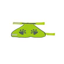 Chaleco de seguridad reflectante para perros