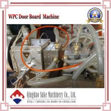 WPC-Holz-Plastikprofil, das Maschinen-Extruder herstellt