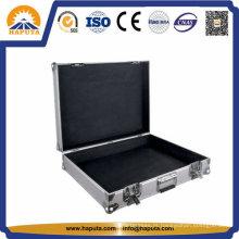 Caixas de ferramentas de Metal portátil duro com cantos de Metal (HT-3218)