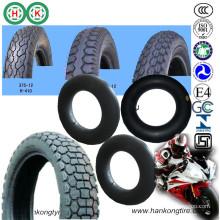 Tubes für Motorrad-Reifen Naturkautschuk und Butyl-Gummi-Tube