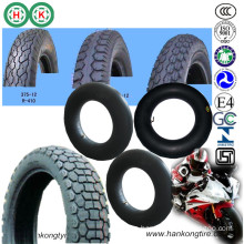 Tubes for Motorcycle Tyre Natural Rubber and Butyl Rubber Tube