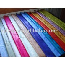 Африка дамасской Shadda Базен riche Гвинея brocade ткани