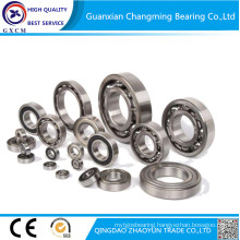 Factory Bearing Deep Groove Ball Bearing