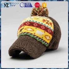 Principales productos de diseño personalizado sombreros de invierno asiáticos para la promoción