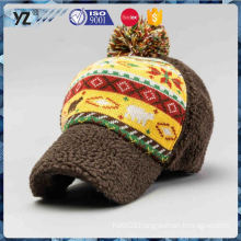 Main product custom design asian winter hats for promotion