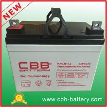 Cbb 12V 35ah Rollstuhl Gel Batterie