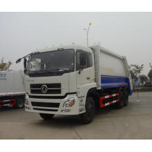 6*4 Dongfeng Compression Garbage Truck with 18cbm Capacity