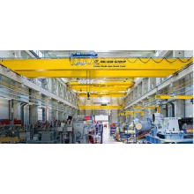 High Efficiency Light Dead Weight Double Girder EOT Crane S