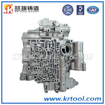 Fundições de alumínio de alta precisão para veículos