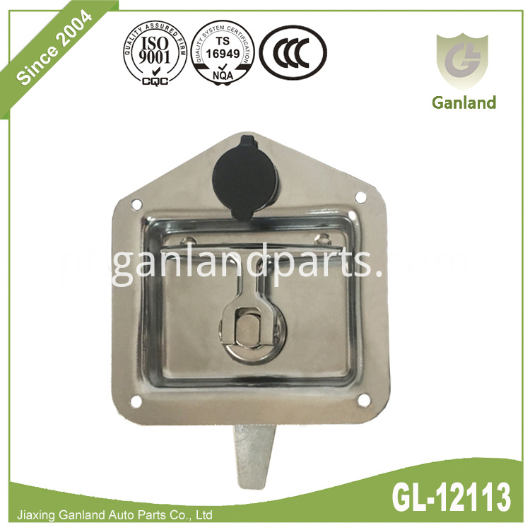 Steel Panel Lock GL-12113Y1