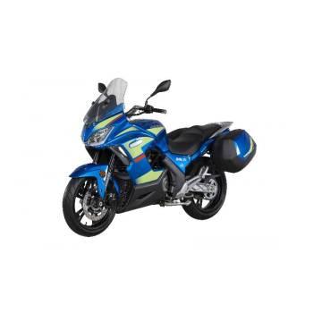 С мотоциклом хорошего качества GT 320cc