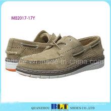 Sapatos de barco para homem