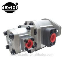 11cc farming hydraulic flange connection gear pump