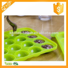 Customized silicone lollipop mold professional silicone supplier