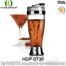 Pilas de regalo BPA Portable gratis mezclador plástico taza (HDP-0730)