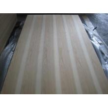 18mm 1220x2440mm P/S Hickory plywood,poplar core,0.5mm veneer A-1grade