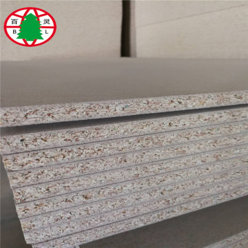 Melamine Particle Board Plain particle board 18mm